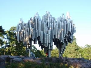 "Figure 2: Eila Hiltunen, ""Credo"" (1962-7), Helsinki, Finland."